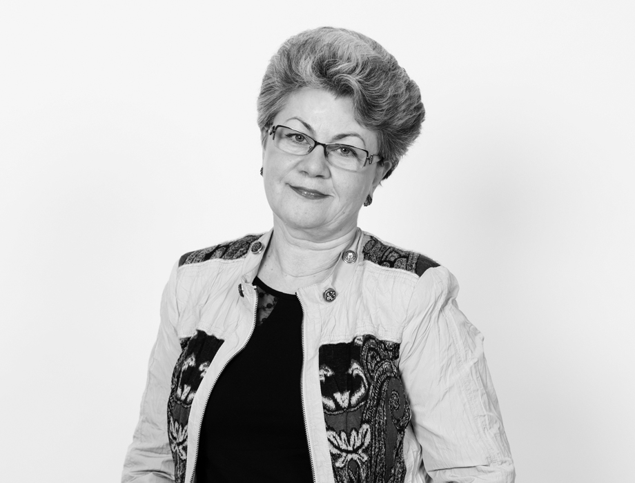 Inese Mičule – finanšu direktore