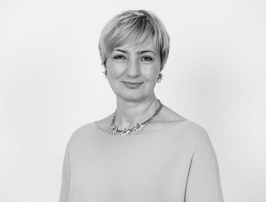 Tatjana Smojāne – Radio SWH+ attīstības nodaļas vadītāja